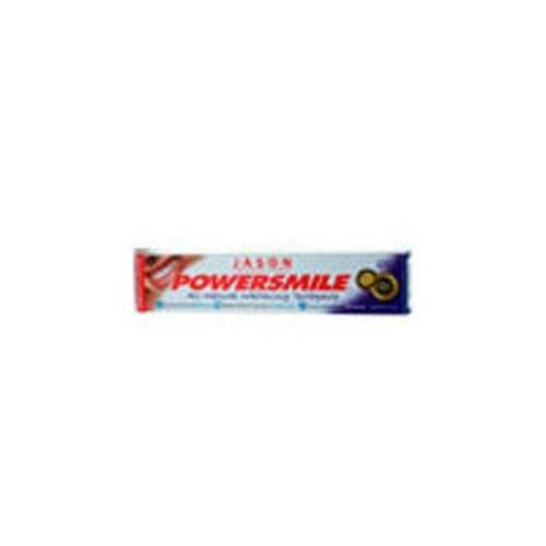 Toothpaste PowerSmile 6 Oz by Jason Natural Products