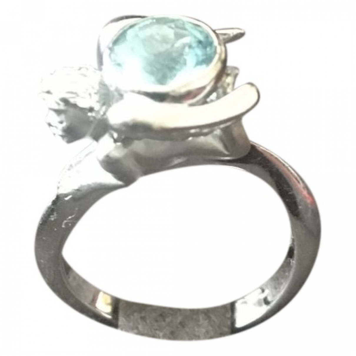 Carrera Y Carrera \N White White gold ring for Women \N