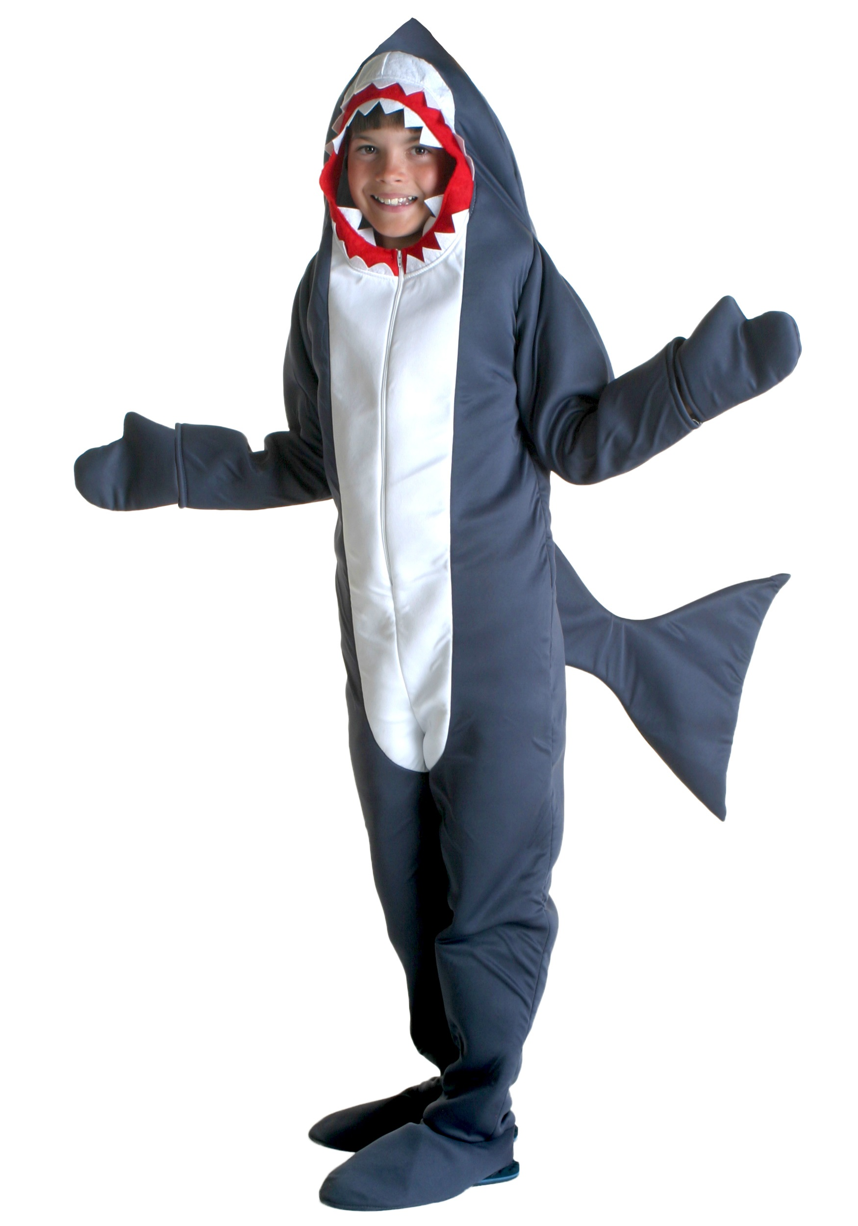 Kid's Shark Costume