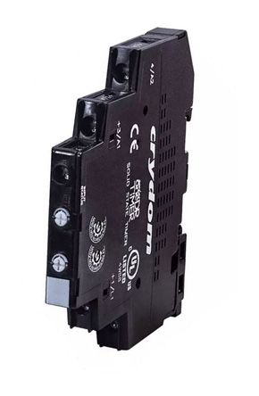 Sensata / Crydom SPNO Solid State Relay - 0.1 s → 100 h, 2 Contacts, Repeat Cycle, DIN Rail