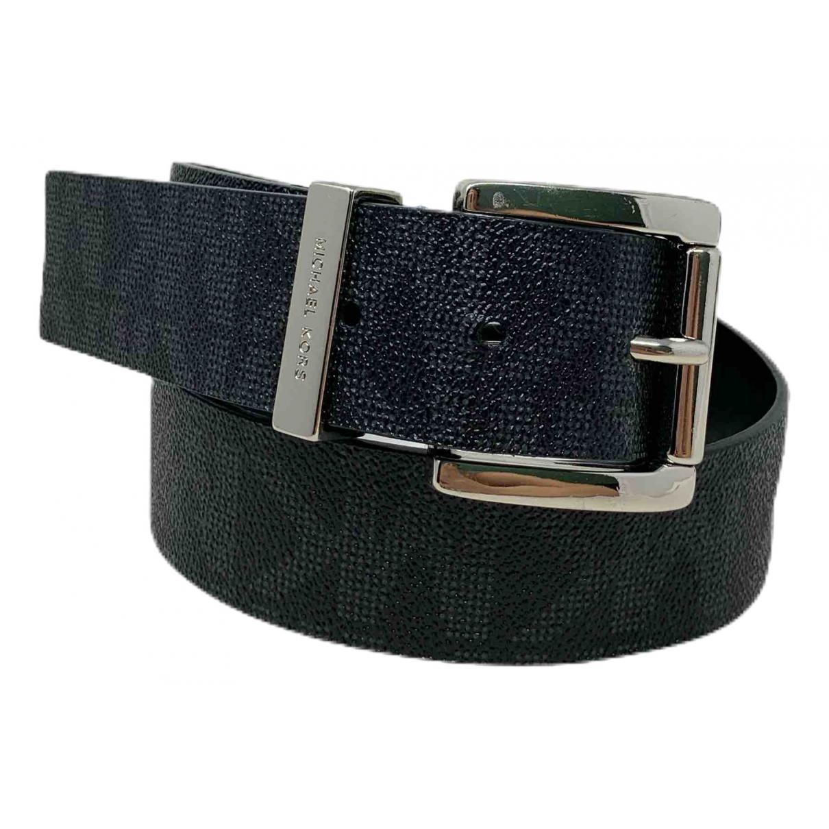 Michael Kors \N Black Leather belt for Women S International
