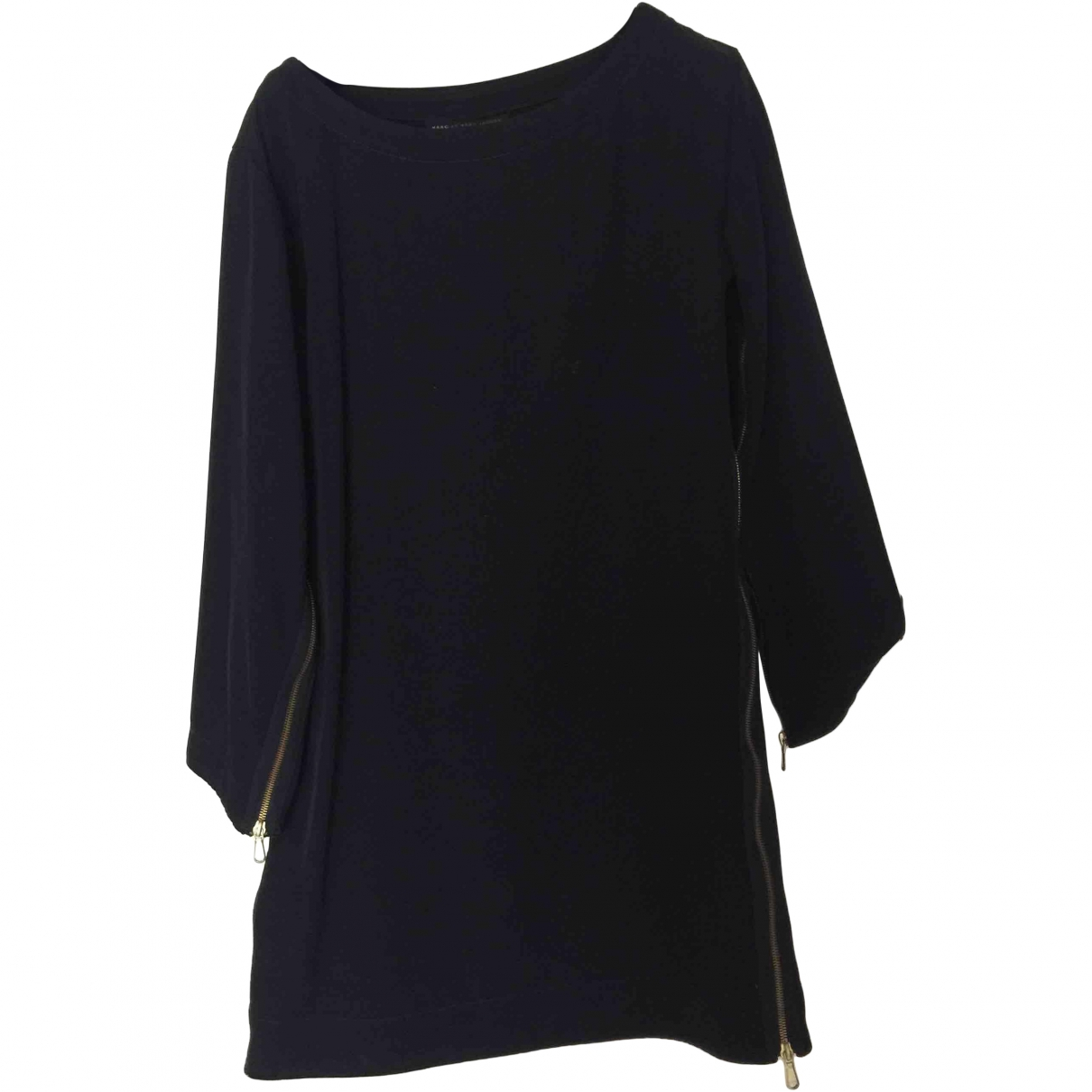 Marc By Marc Jacobs \N Navy Cotton dress for Women M International