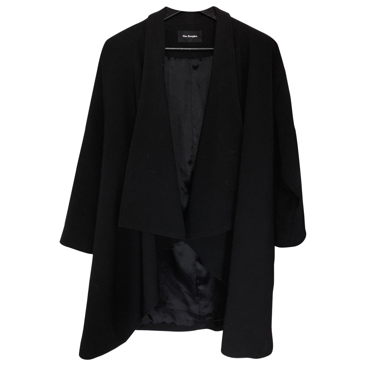 The Kooples \N Black jacket for Women 32 FR