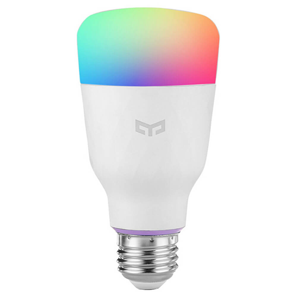 Xiaomi Yeelight 1S Smart Light Bulb 8.5W RGB E27 16 Million APP - White