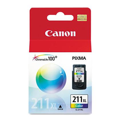 Canon CL211XL Original Color Ink Cartridge High Yield