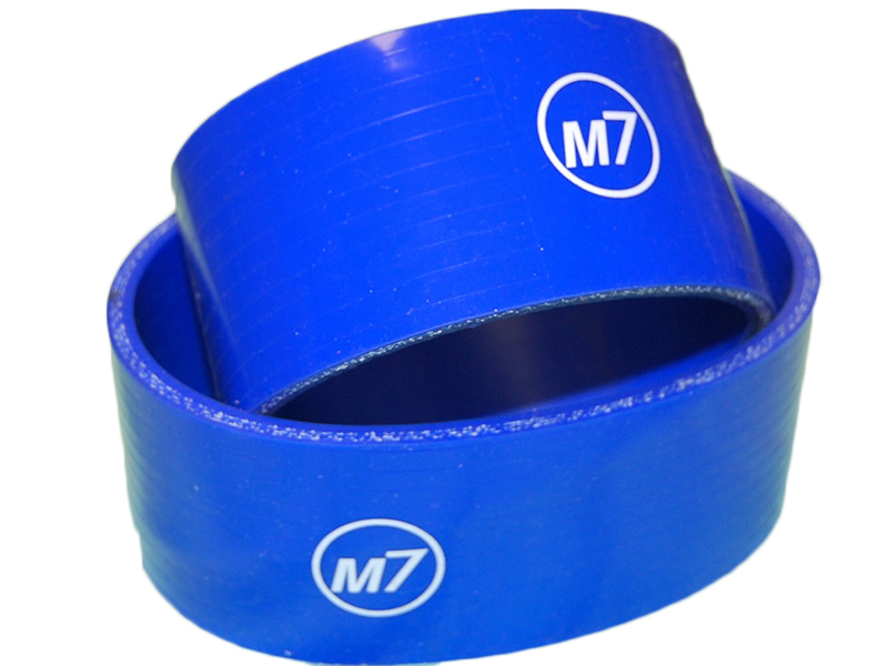 M7 Speed 53-3M7406 Blue Intercooler Silicone Boots Set of 2 Mini Cooper R53 JCW 02-06