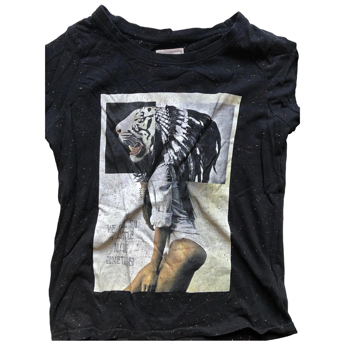 Eleven Paris \N Black Cotton Shirts for Men XS International