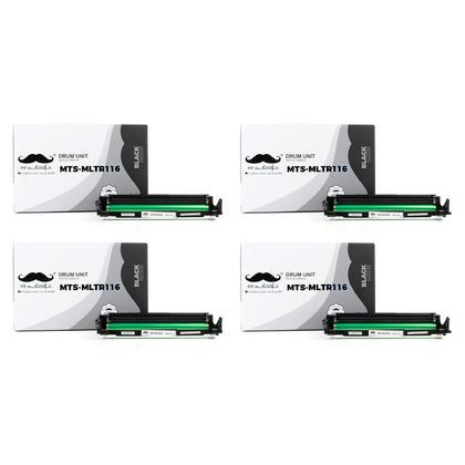 Compatible Samsung MLT-R116 Drum - Moustache - 4/Pack