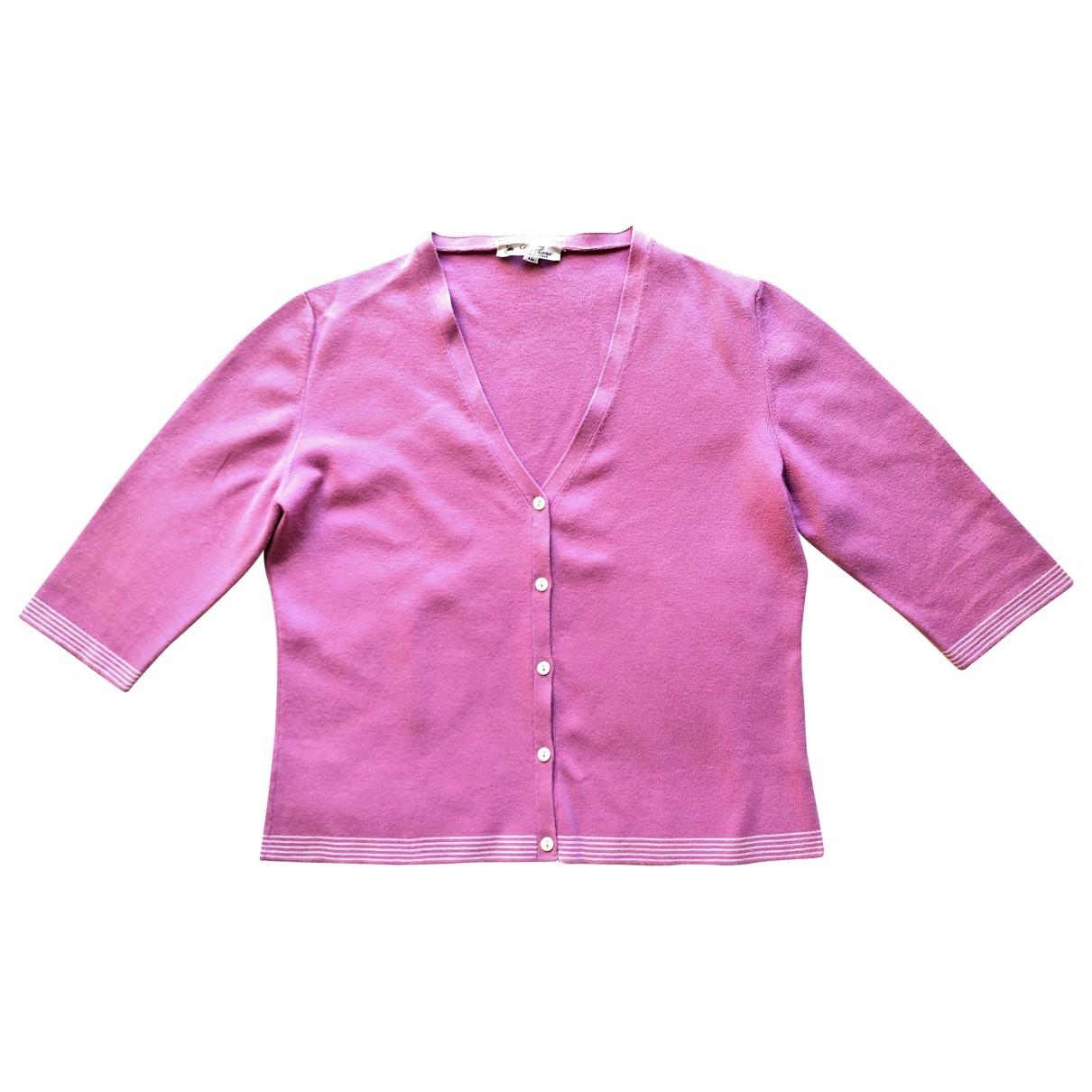 Loro Piana \N Purple Cotton Knitwear for Kids 12 years - XS FR
