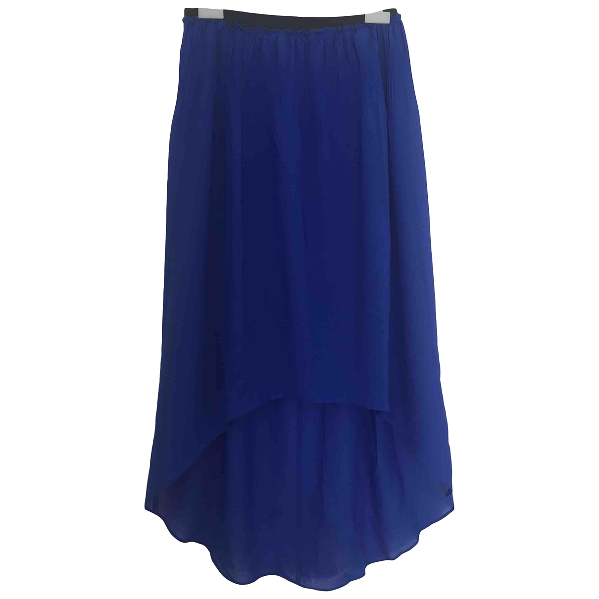 Pinko \N Blue skirt for Women 40 IT