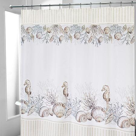 Avanti Destin Shower Curtain, One Size , Multiple Colors