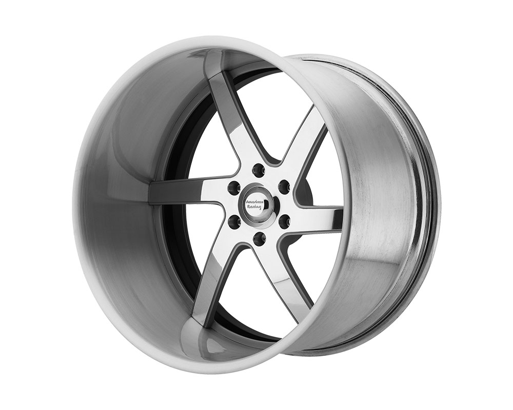 American Racing Forged VF485 Wheel 17x8 Blank +0mm Polished