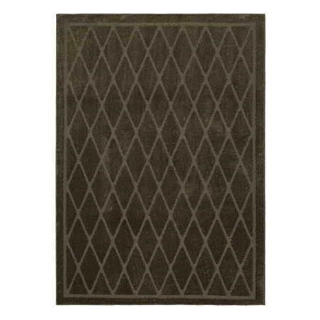 Mohawk Home Riviera Rectangular Indoor Rugs, One Size , White