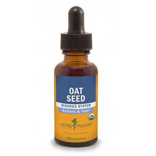 Oat Seed Extract 4 Oz by Herb Pharm