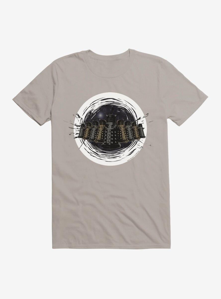 Doctor Who Daleks Teaming Up T-Shirt