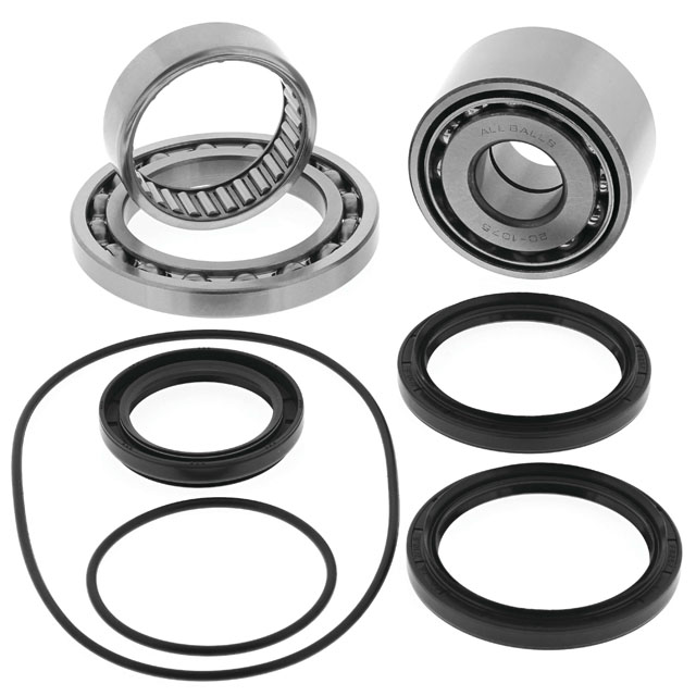 QuadBoss Differential Bearing and Seal Kits Rear