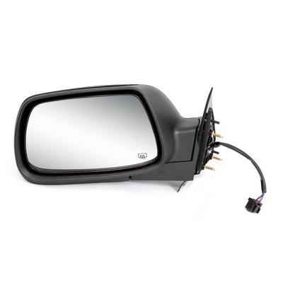 Omix-ADA Heated Power Door Mirror (Black) - 12039.13