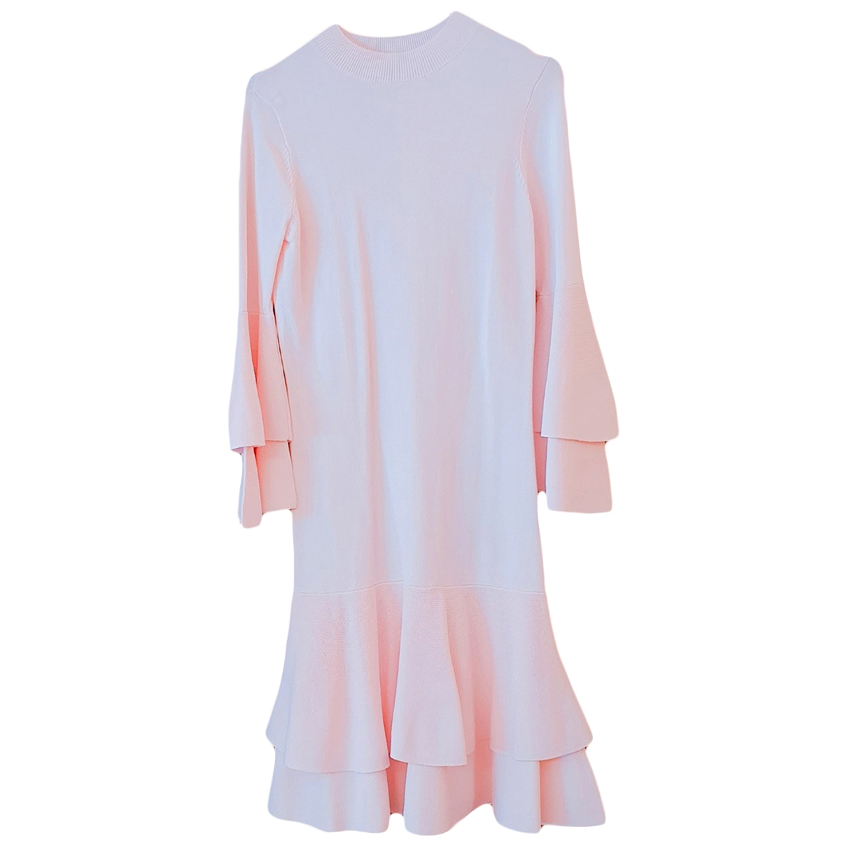 Non Signé / Unsigned \N Pink dress for Women 8 UK