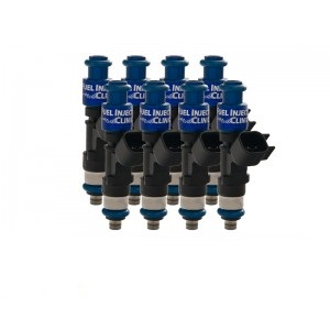 Fuel Injector Clinic IS300-2150H 2150cc (240 lbs/hr at OE 58 PSI fuel pressure) Injector Set (High-Z)