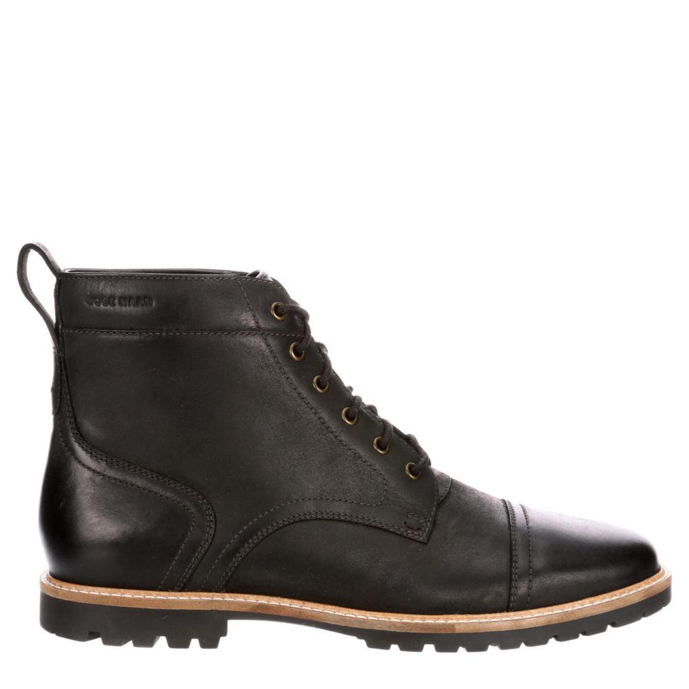 Cole Haan Mens Nathan Cap Toe Casual Boot