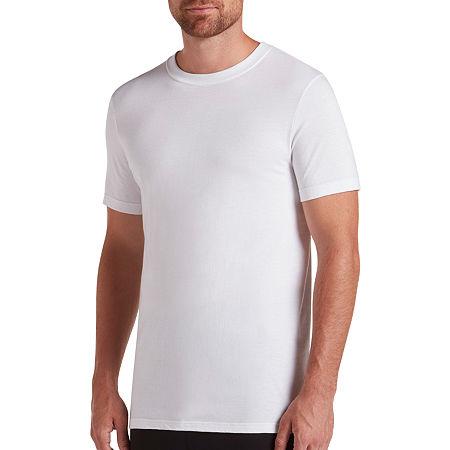 Jockey 3 Pack Classic Crew Neck T-Shirt - Men's, X-large , White
