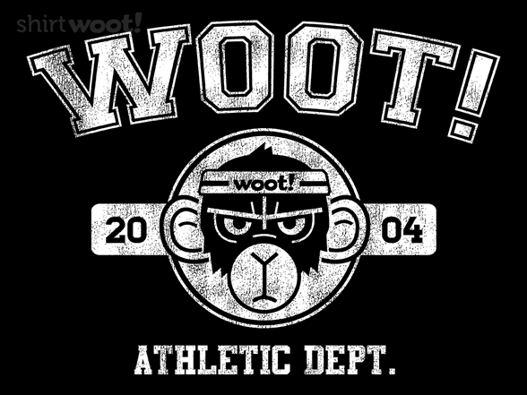 Woot Athletics T Shirt