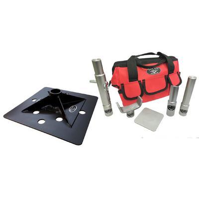 Safe Jack Compact Jack Stand Kit - 17M-JS1212KIT