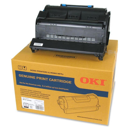 Okidata 45488801 Original Black Toner Cartridge