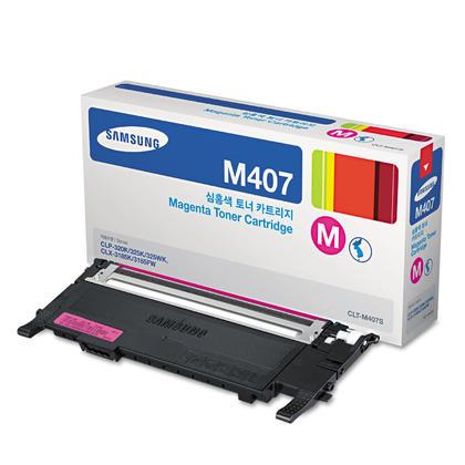 Samsung CLT-M407S Original Magenta Toner Cartridge