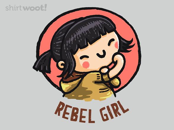 Girl Power Vi T Shirt
