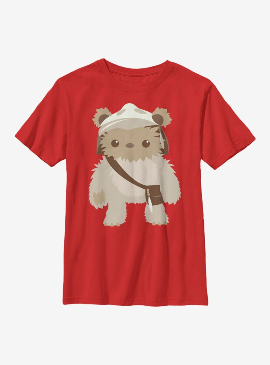 Star Wars Ewok Cutie Youth T-Shirt