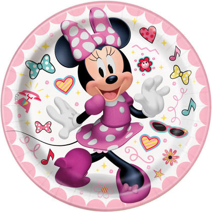 Minnie Mouse 8 7
