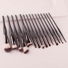 15pcs Makeup Brush Set