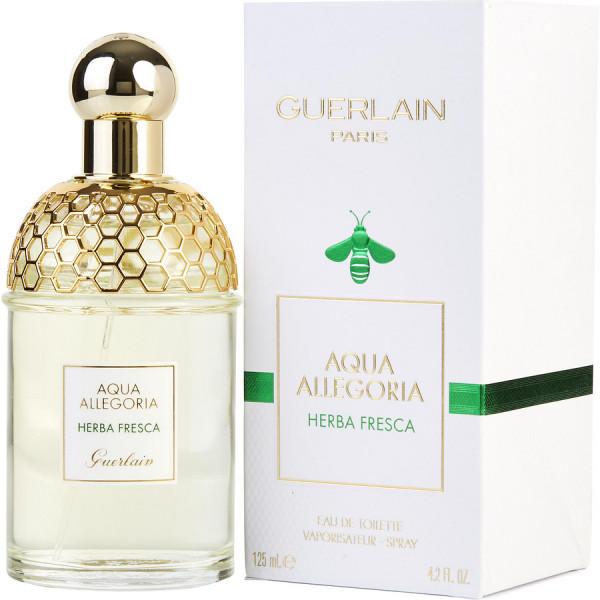 Guerlain - Aqua Allegoria Herba Fresca : Eau de Toilette Spray 4.2 Oz / 125 ml