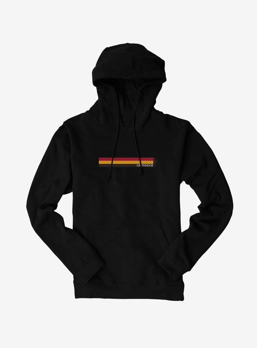 Harry Potter Gryffindor Colors Banner Hoodie