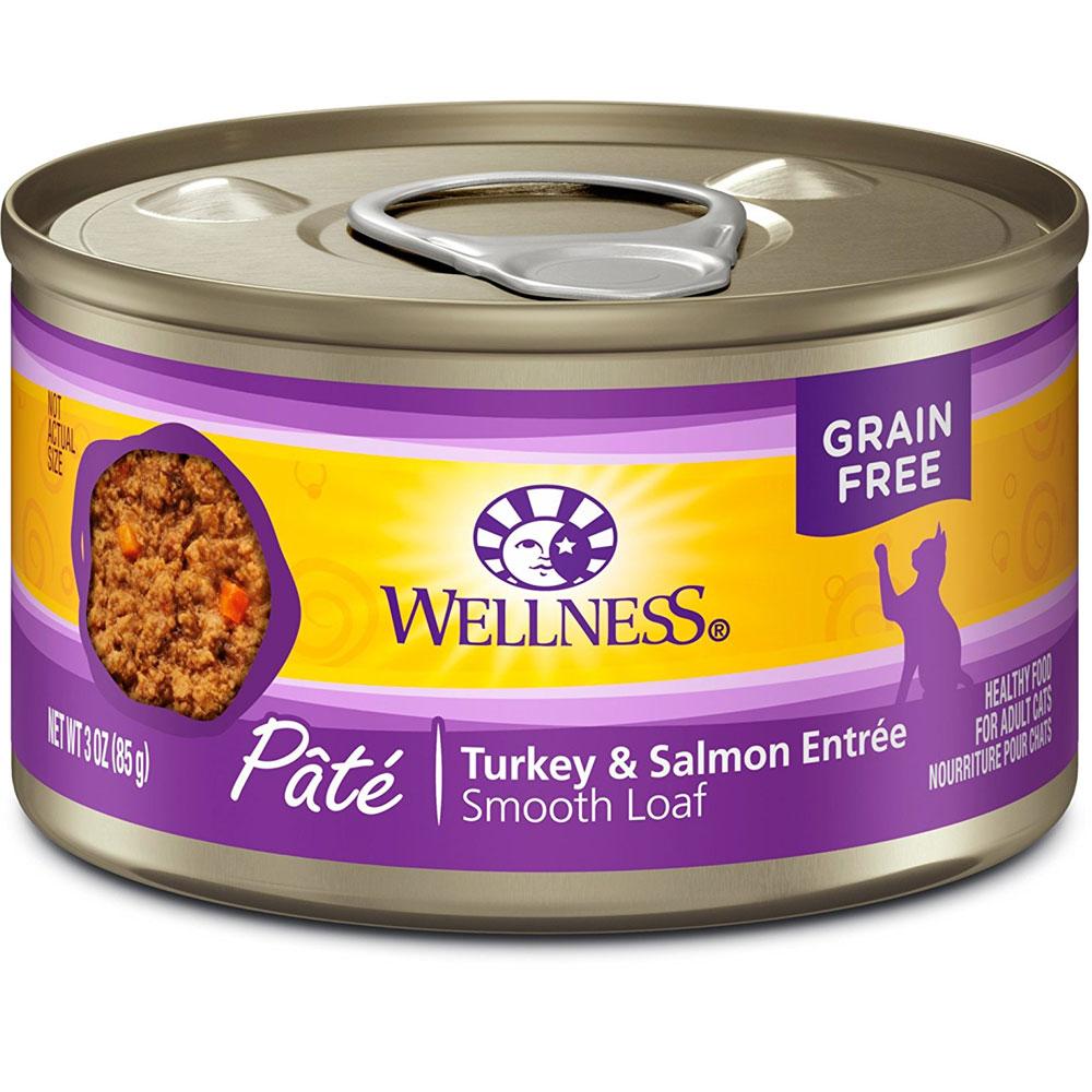 Wellness Cat Food - Turkey & Salmon (3 oz)