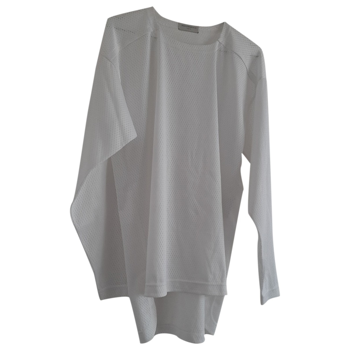 Non Signé / Unsigned \N White  top for Women S International