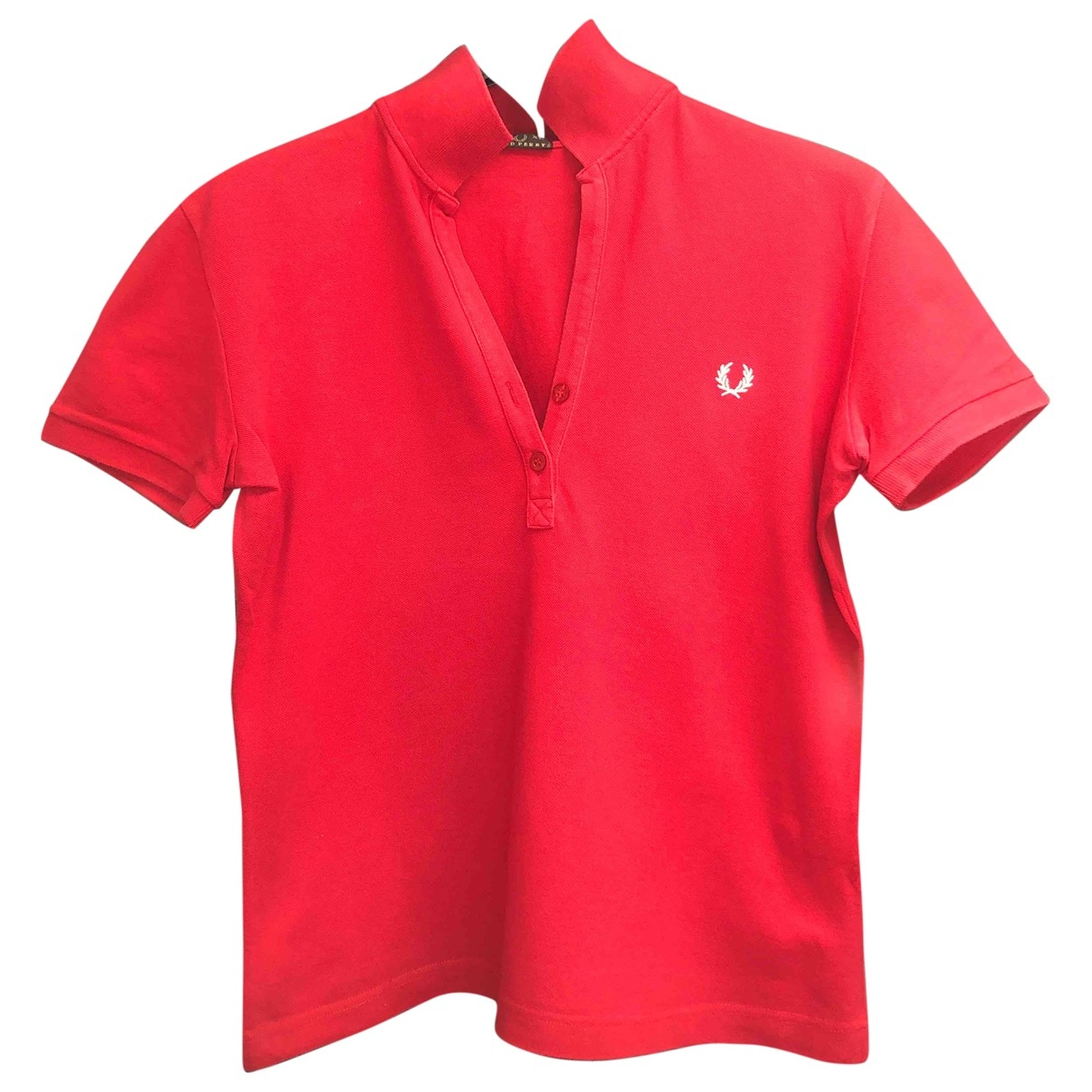 Fred Perry \N Cotton  top for Women XL International