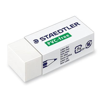 Staedtler@ gomme a effacer sans latex , 65 x 23 x 13 mm, 1/pack 240523