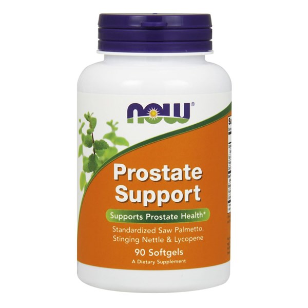 Prostate Support 90 Sgel by Now Foods