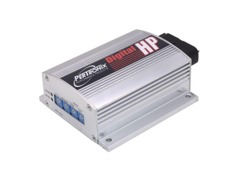 PerTronix 512 Digital HP Ignition Box Silver Anodized Finish