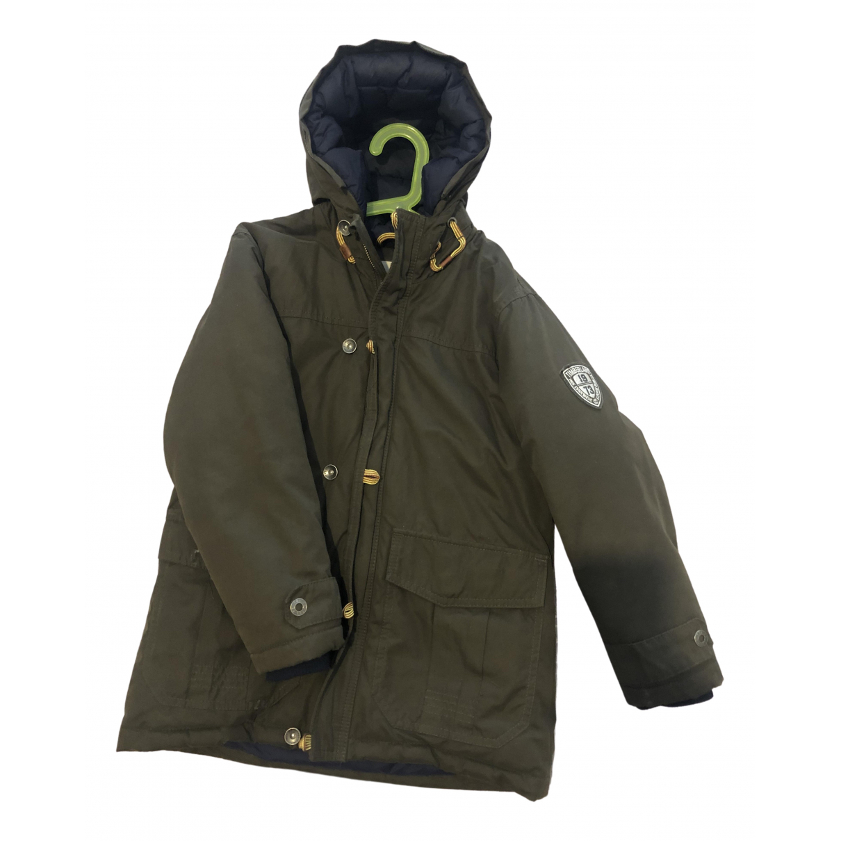 Timberland \N Green jacket & coat for Kids 8 years - until 50 inches UK