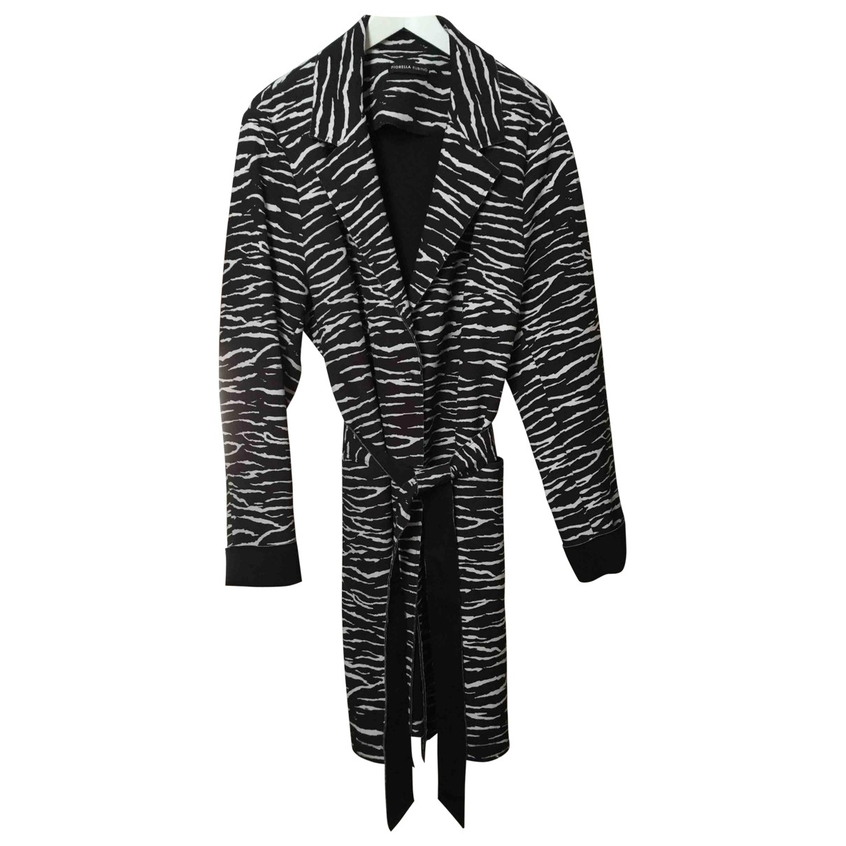Non Signé / Unsigned \N Multicolour Trench coat for Women 50-52 IT