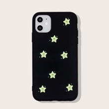 Star Print iPhone Case