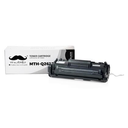 Compatible HP LaserJet 3020 Black Toner Cartridge from Moustache