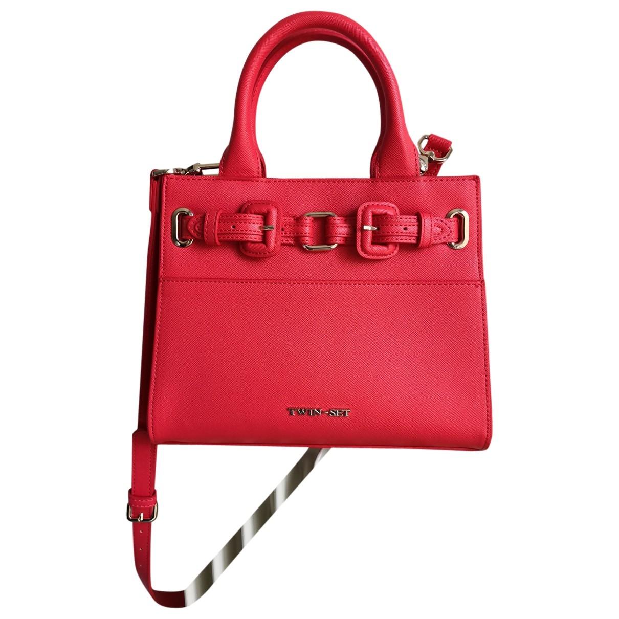 Twin Set \N Red handbag for Women \N