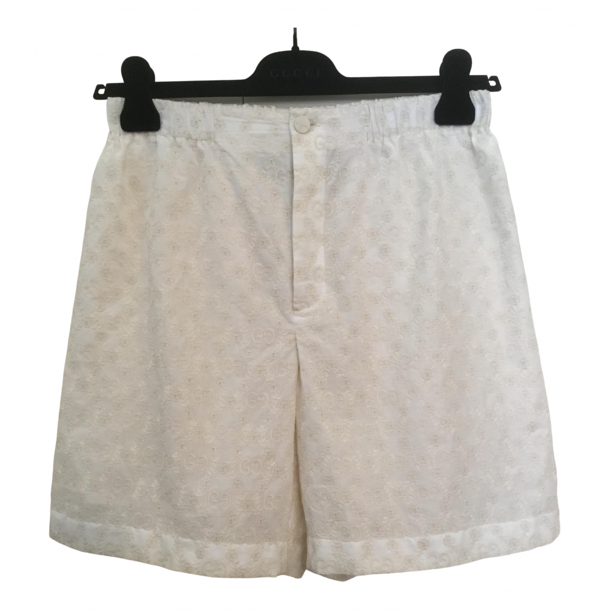 Gucci \N Cotton Shorts for Women 42 IT