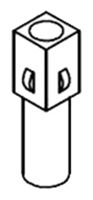 Molex , MLX, 42021, 1 Way, 1 Row, Straight Terminal Block Plug (10)