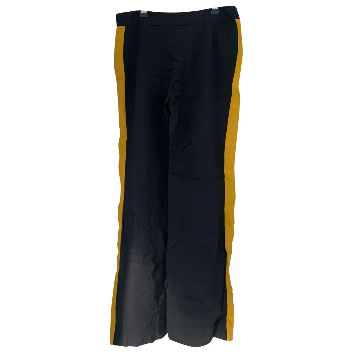 N°21 \N Black Trousers for Women 40 IT