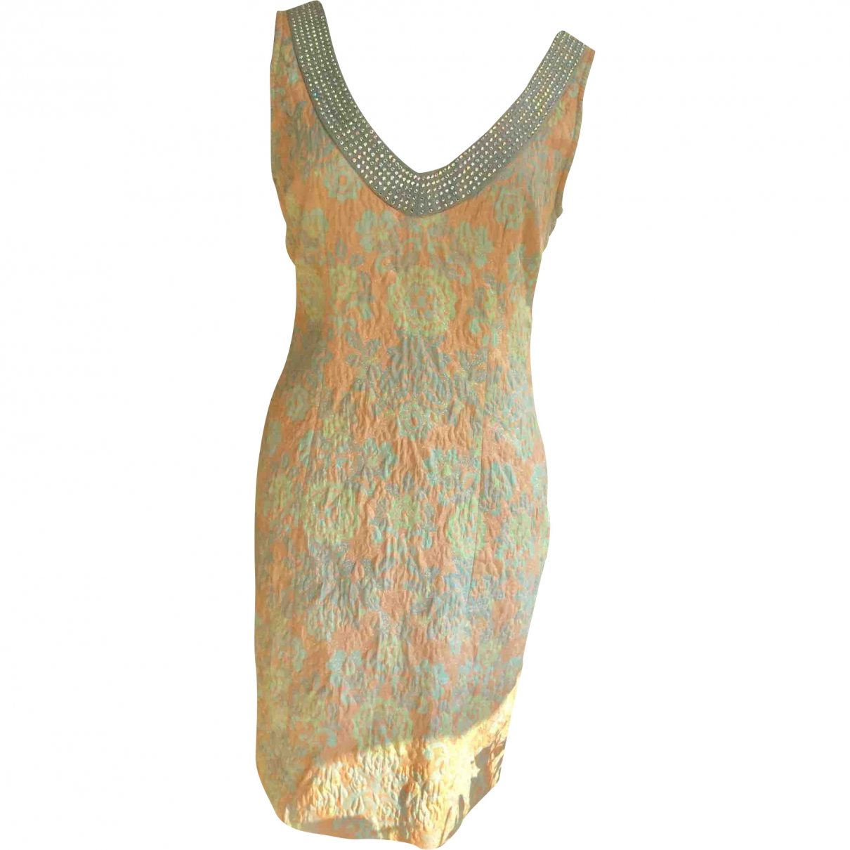 D&g \N Pink Cotton dress for Women 38 FR